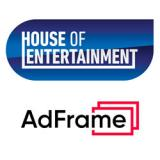 house of entertainment en adframe